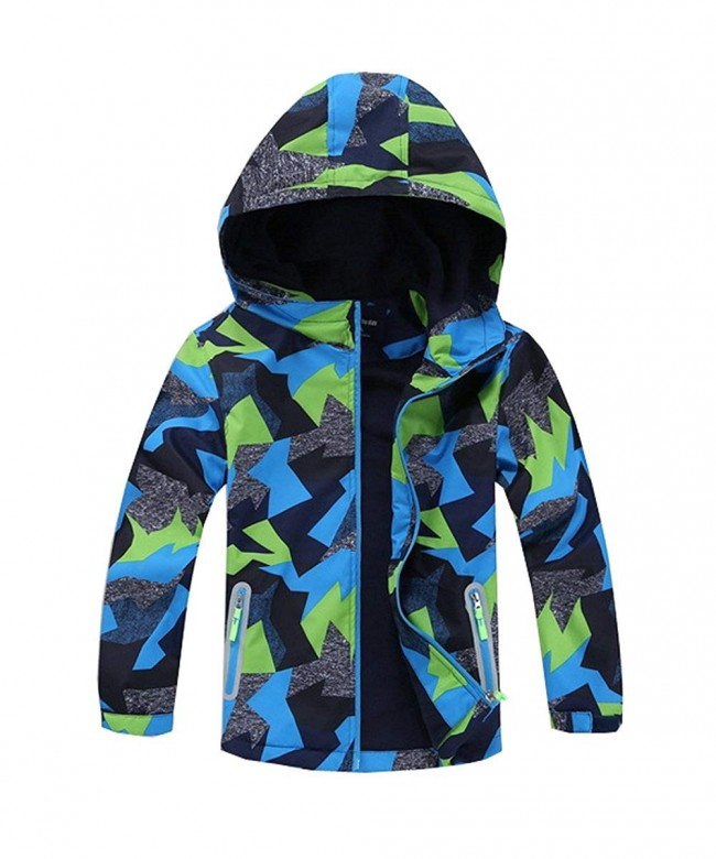 M2C Outdoor Fleece Windproof Jackets