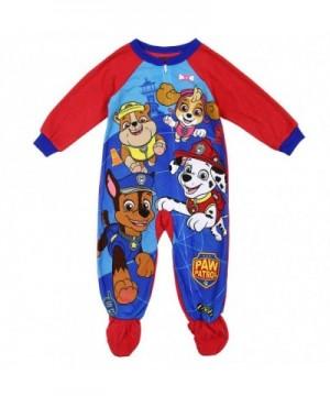 Patrol Toddler Blanket Sleeper Pajamas