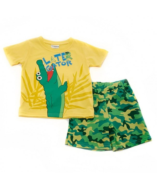 Buster Brown Later Gator Shorts