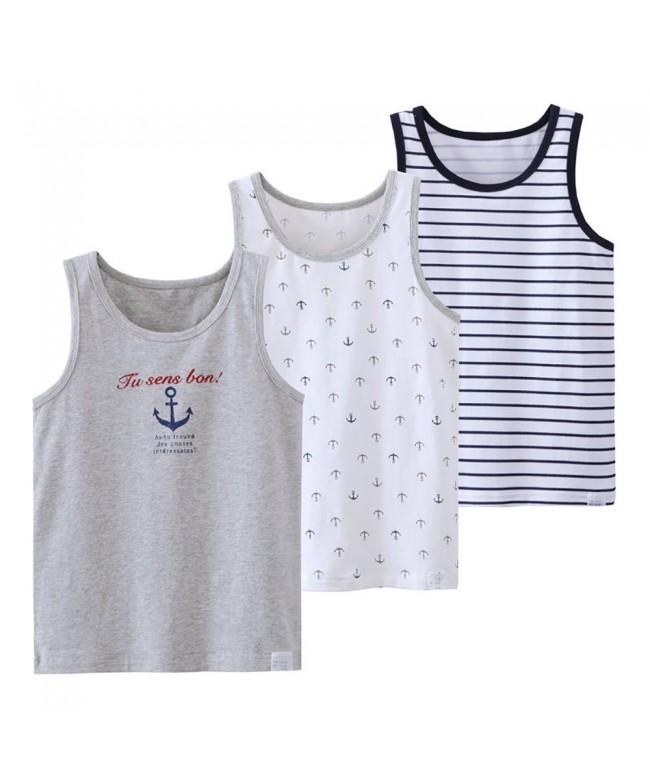 Abalaco Breathable Sleeveless Summerwear Toddler