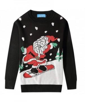 SSLR Crewneck Pullover Christmas Sweater