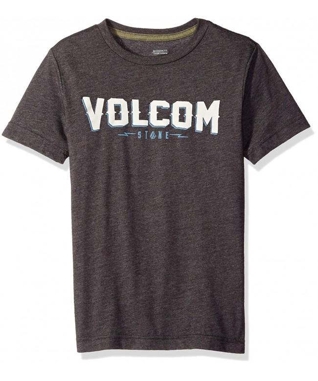Volcom Boys Dark Sport T Shirt