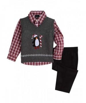 TFW Dresswear Boys Sweater Vest