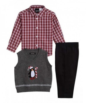 New Trendy Boys' Sweater Vests Clearance Sale