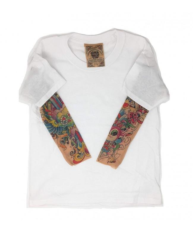 Wild Rose Tattoo Sleeves Salvation
