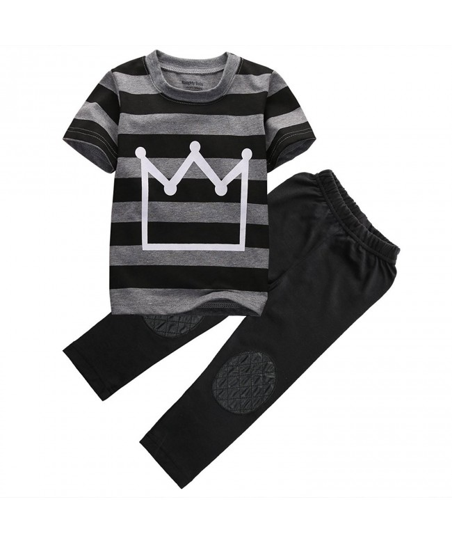 Happy Town Striped T Shirt Clothes