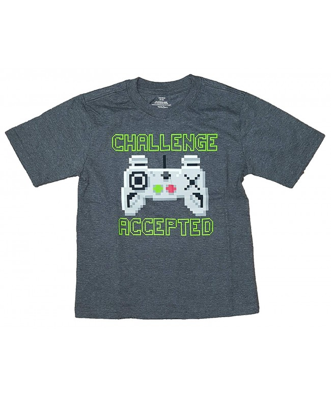 Controller Challenge Accepted Graphic T Shirt