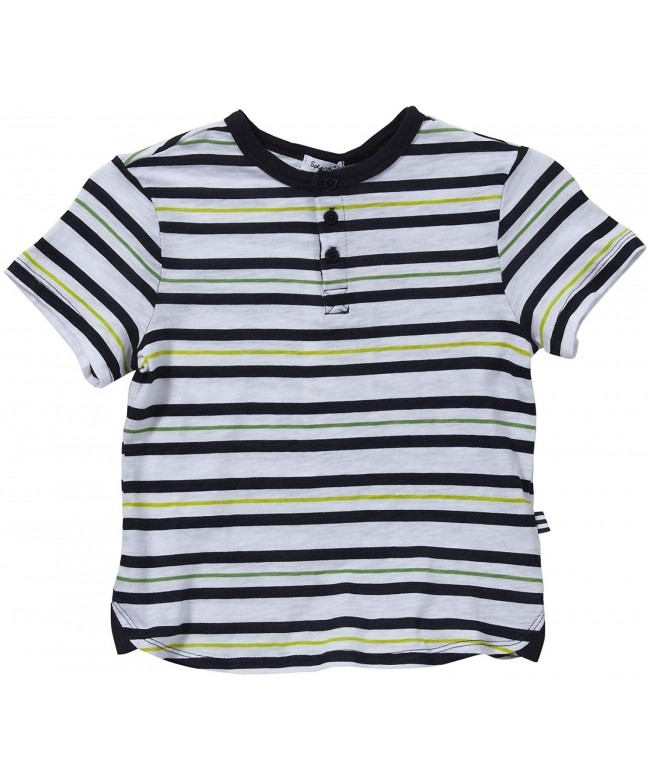 Splendid Printed Striped Henley Toddler