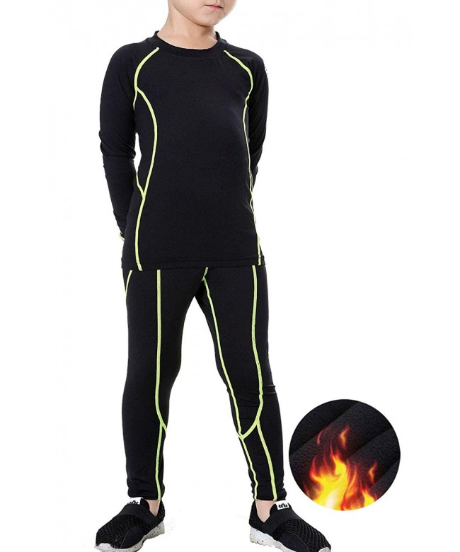 LANBAOSI Thermal Underwear Athletic Shirt