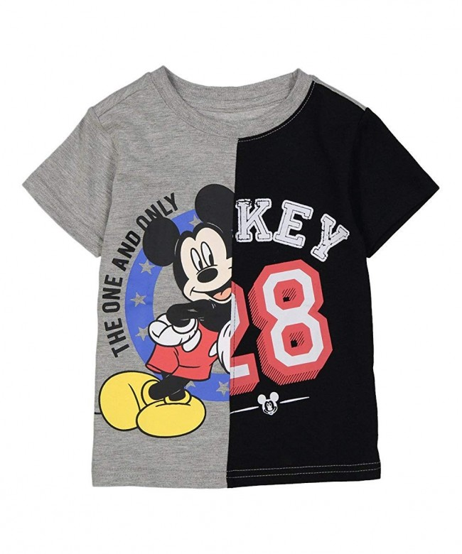 Mickey Mouse Toddler Little Shirt