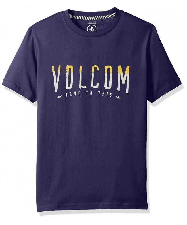 Volcom Boys Short Sleeve Youth