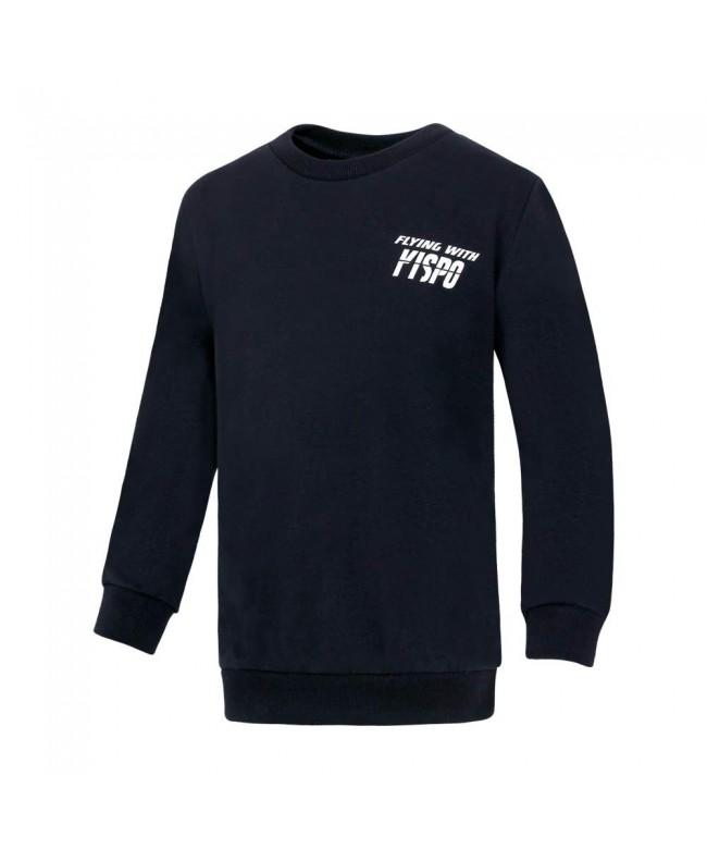 KISPO Youth Sleeve Graphic T Shirt