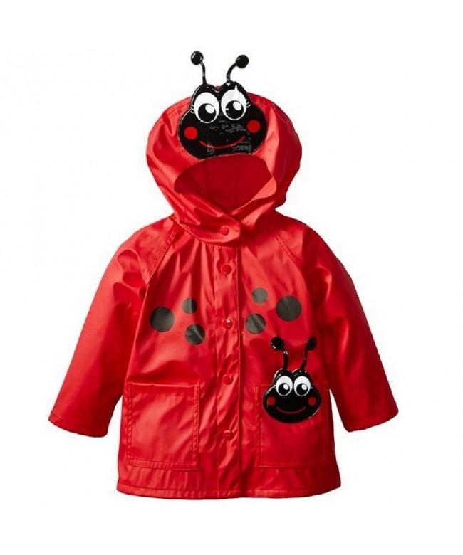 Sorrica Lightweight Waterproof Outwear Raincoat