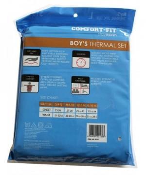 Boys' Thermal Underwear Sets Online Sale