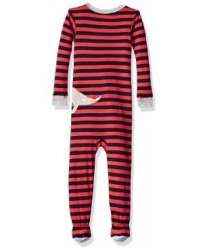 Boys' Blanket Sleepers Clearance Sale