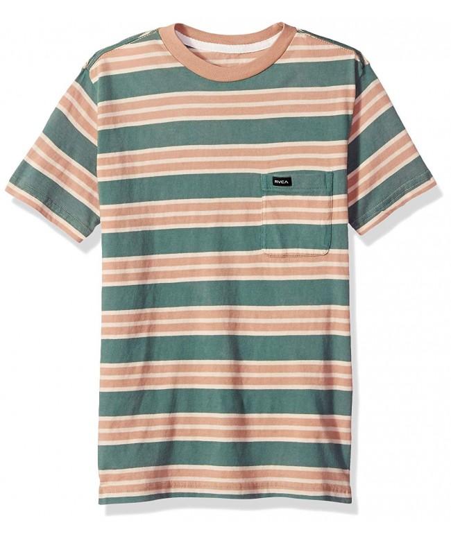 RVCA Boys Lucas Stripe Shirt