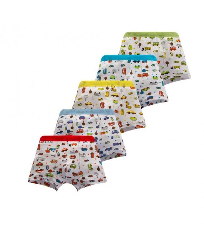 Toddler Little Underwear Cotton Briefs