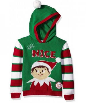 Elf Shelf Little Always Sweater
