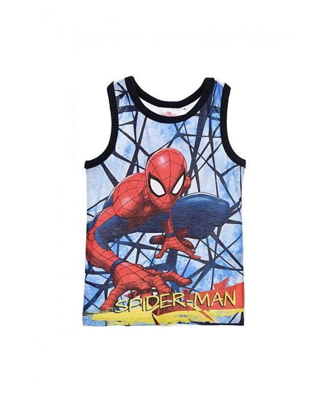Spiderman Kids Three Color Cotton