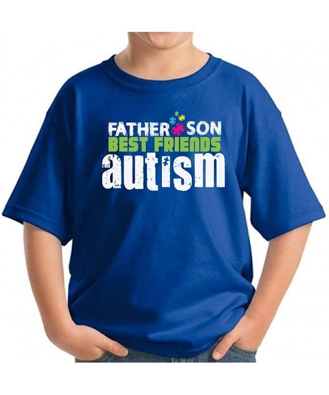 Awkwardsyles Friends Autism Awareness Father