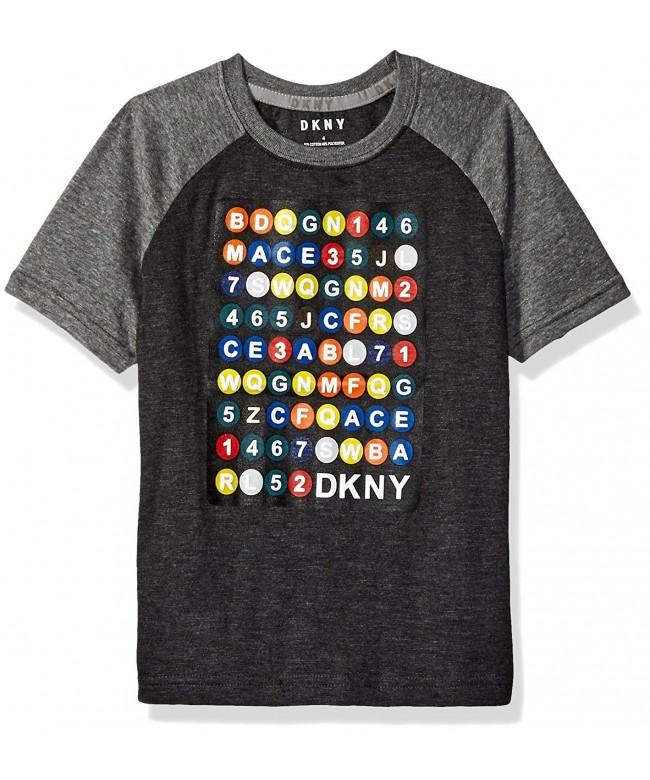 DKNY Short Sleeve Color T Shirt