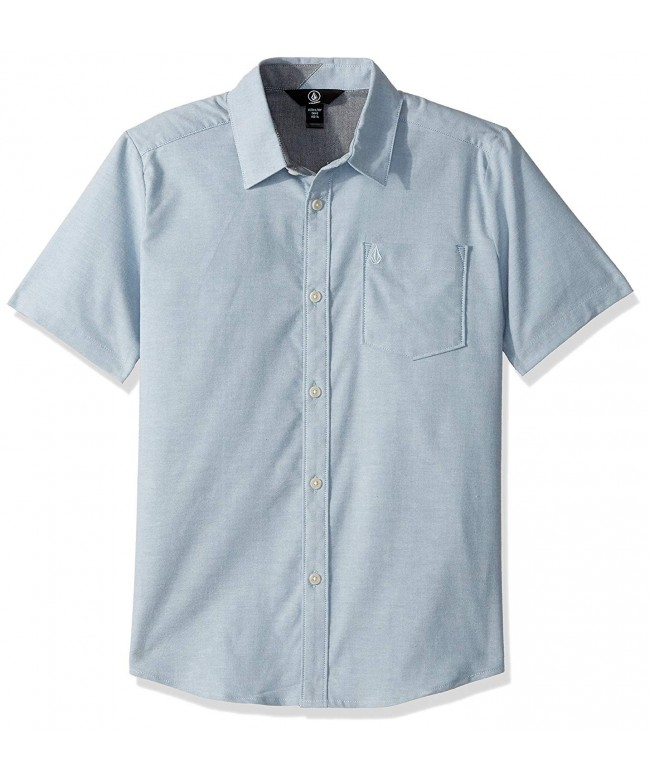 Volcom Everett Oxford Short Sleeve