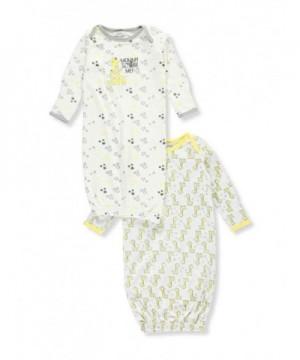 Quiltex Toddler Giraffe Sleeper Gowns