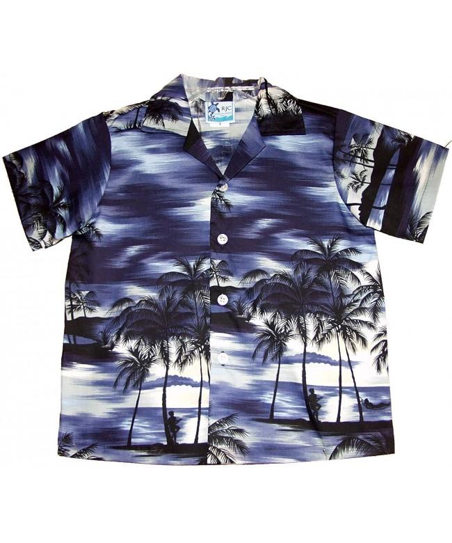 RJC Boys Night Hawaiian Shirt