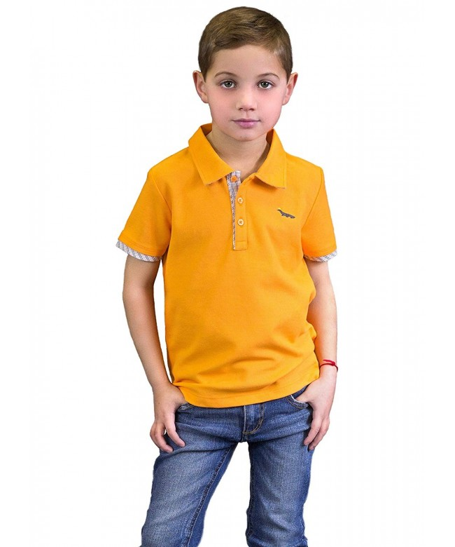 Dakomoda Boys Pique Polo Shirt