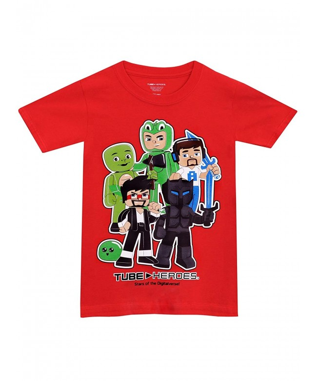 Tube Heroes Boys T Shirt