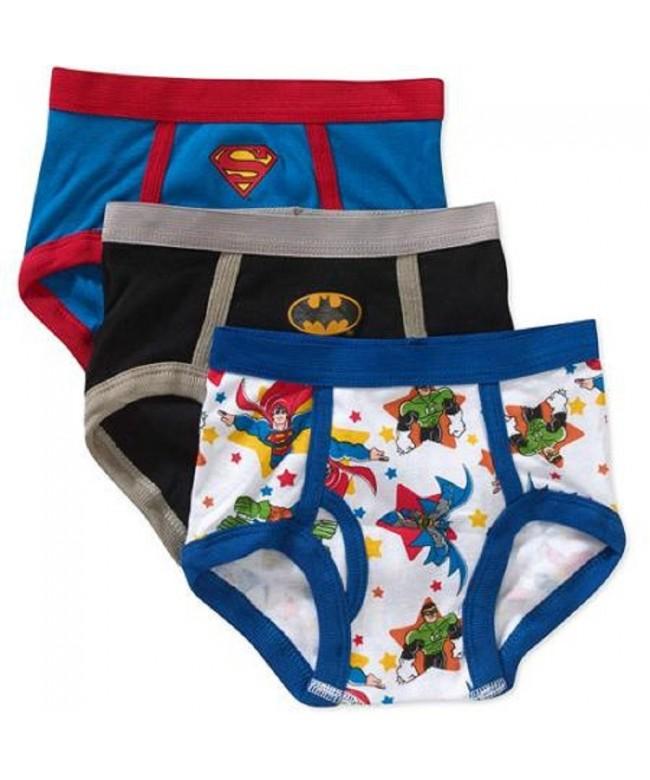 DC Super Friends Briefs MULTI