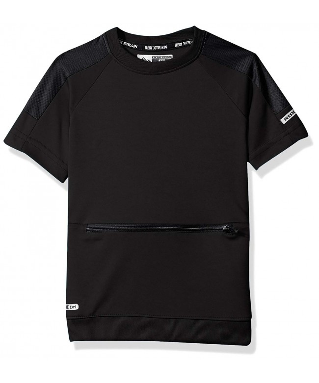 RBX Boys Short Sleeve Performance