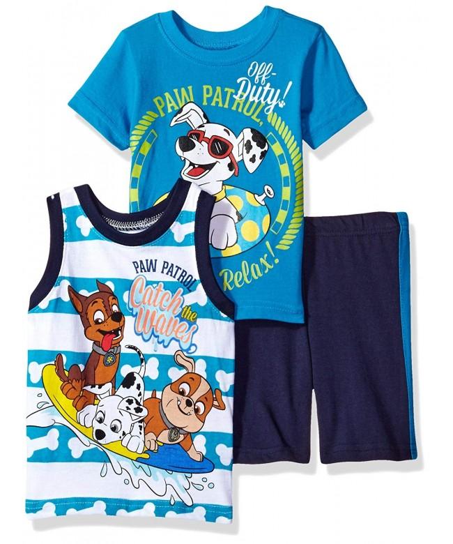 Nickelodeon Boys Piece Patrol Short