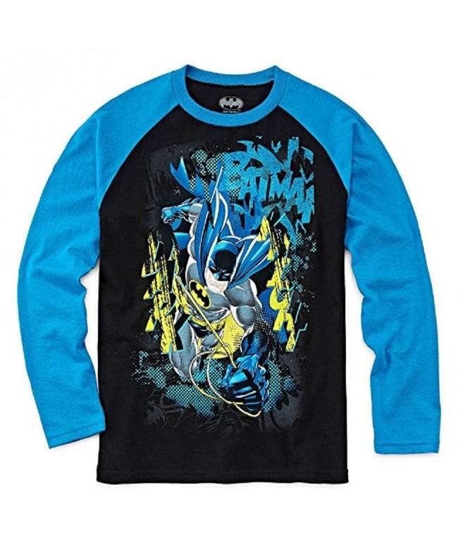 Novelty T Shirts Comics Batman Sleeve