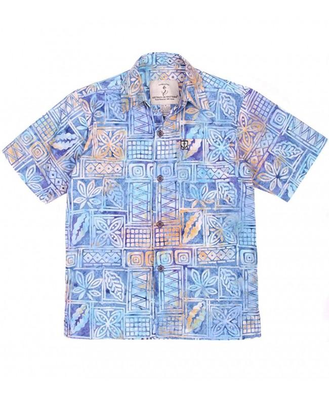Artisan Outfitters Clemente Batik Cotton