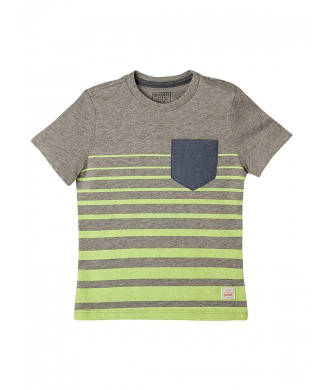 OFFCORSS Toddler Pocket Clothing Camisetas