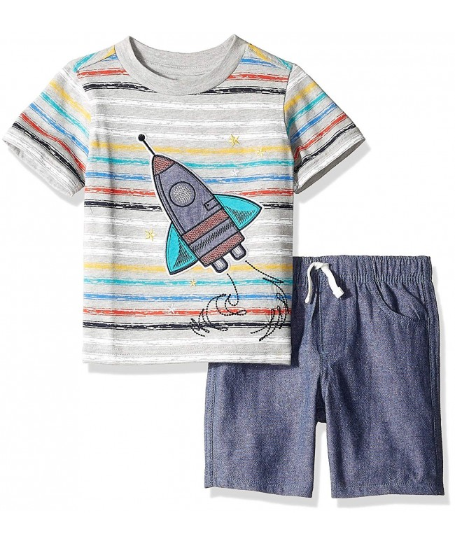 Kids Headquarters Toddler Pieces Shorts