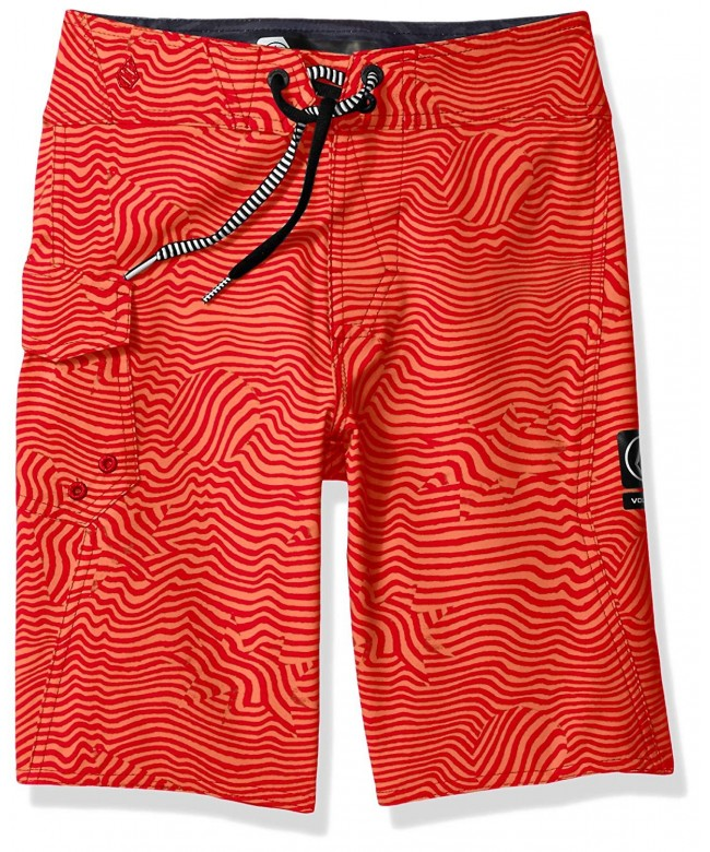 Volcom Magnetic Stone Youth Boardshort