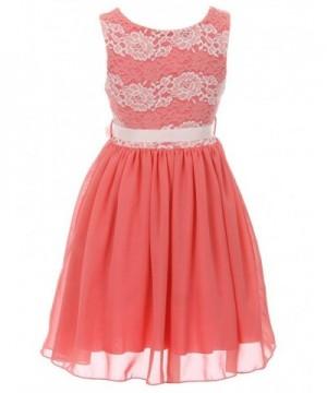 Trendy Girls' Dresses
