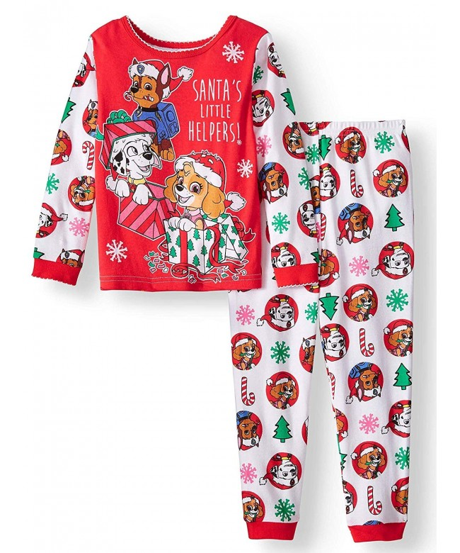 Patrol Little Toddler Sleeve Christmas