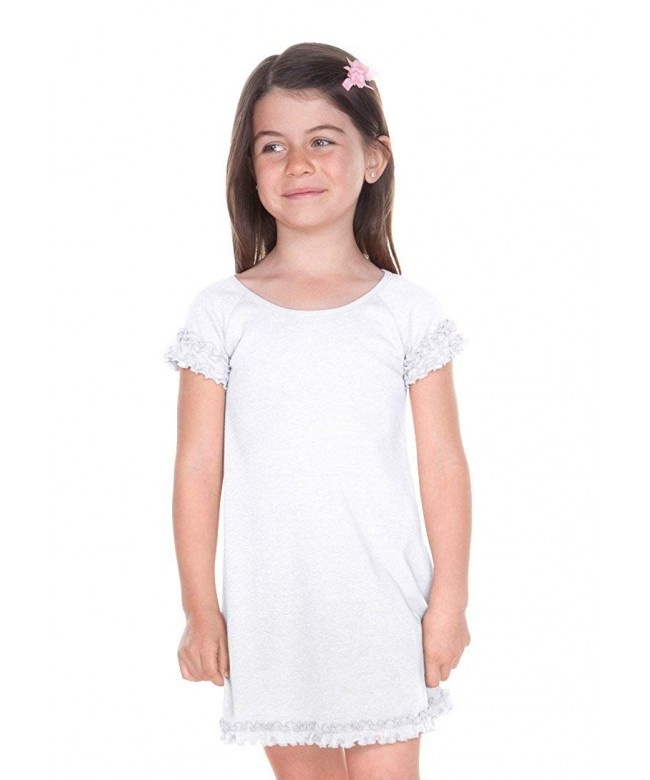 Kavio Girls Lettuce Raglan Sleeve