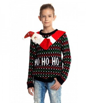 Unisex Christmas Sweater Reindeer Pullover