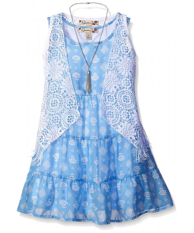 Speechless Girls Boho Dress Neckace