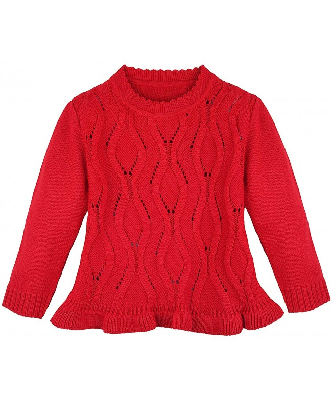 Lilax Little Sweater Sleeve Pullover