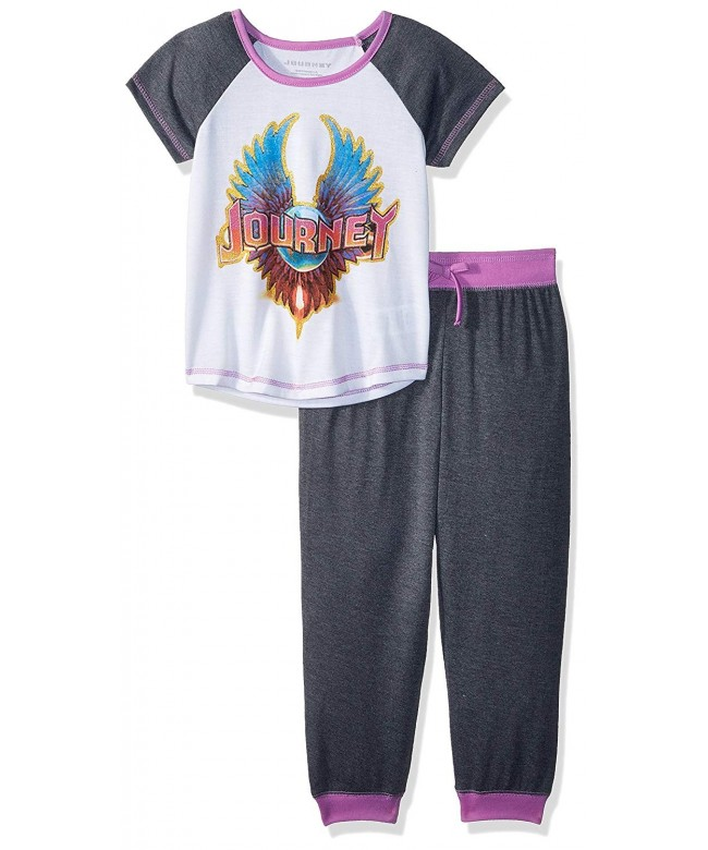 Journey Girls Piece Jogger Pajama