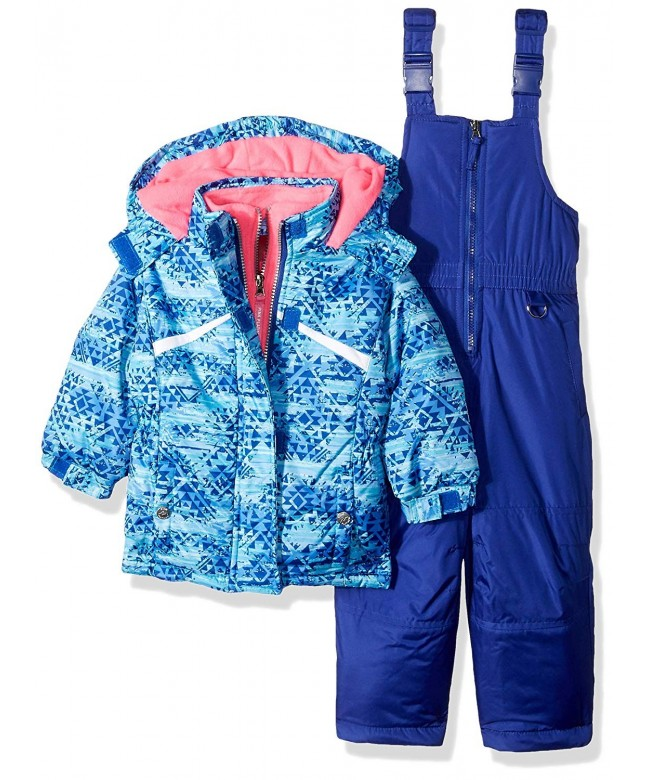 Pink Platinum Girls Better Snowsuit