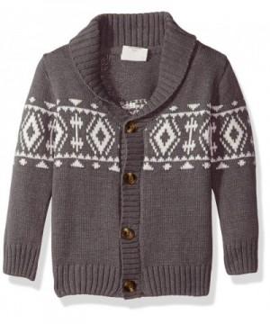 Crazy Toddler Sleeve Collar Sweater