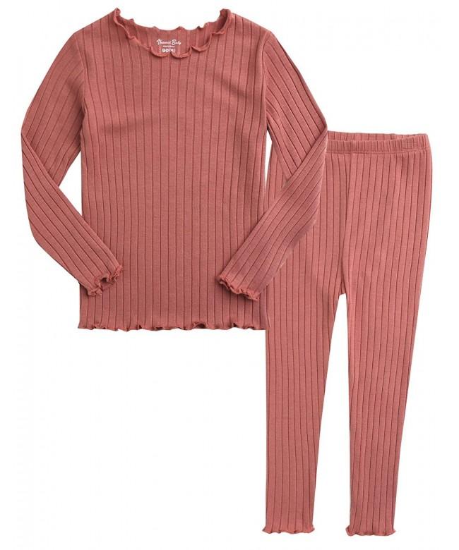 Vaenait baby Shirring Sleepwear Pajamas