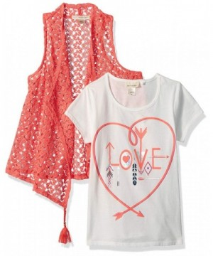 New Trendy Girls' Tops & Tees Outlet Online