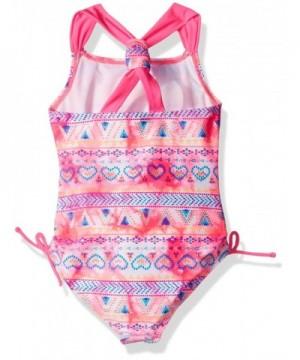 Designer Girls' One-Pieces Swimwear